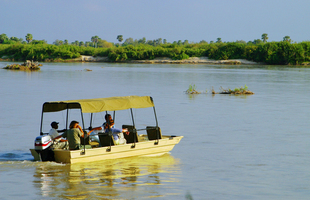Selous Impala Boat Safari2