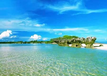 Pole Coral Island