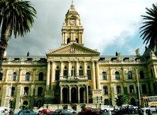 Za Cape Town City Hall