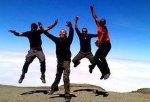 Barranco Wall On Kilimanjaro With Private Expeditions